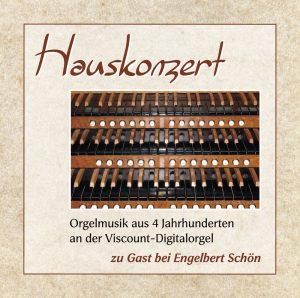 Hauskonzert mit Engelbert Schön