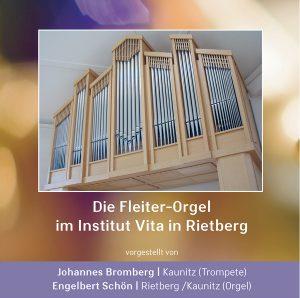 Die Fleiter-Orgel im Institut Vita in Rietberg