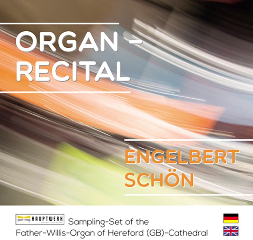 Organ Recital - Programm im Stile der Englischen Kathedral-Konzerte