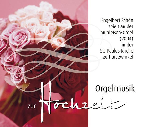 Hochzeitsmusik - CD - ES004