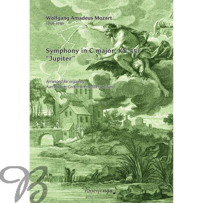Jupiter-Sinfonie von W.A. Mozart